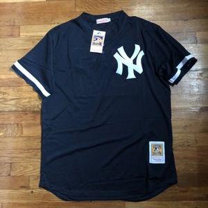 NWT Don Mattingly New York Yankees MLB Jersey XL